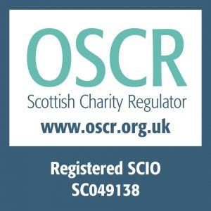 Registered SCIO with OSCR